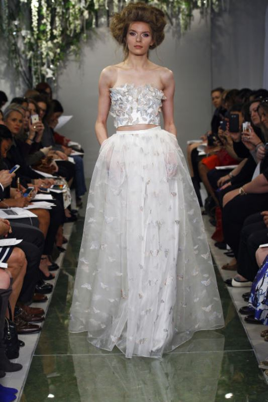 Picture Of best looks from 2016 bridal fashion week  5