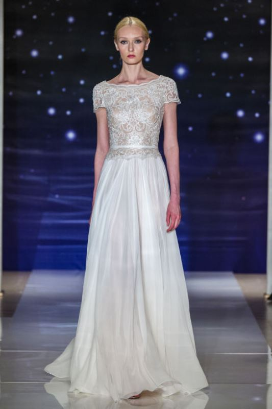 Picture Of best looks from 2016 bridal fashion week  6