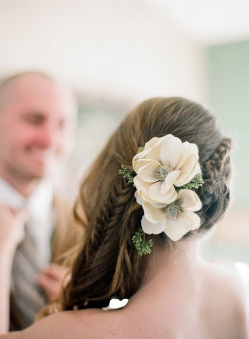 Awesome Bridal Fishtail Braids To Get Inspired