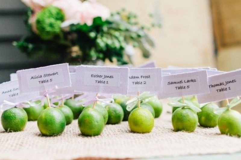 26 Crisp And Bright Lime Green And White Spring Wedding Ideas