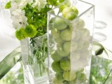 25 Crisp And Bright Lime Green And White Wedding Ideas
