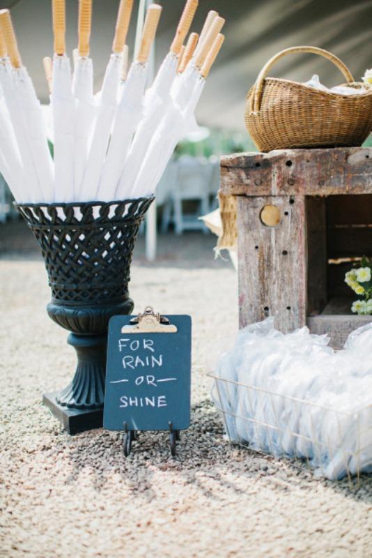 Details We Love For Beach Weddings