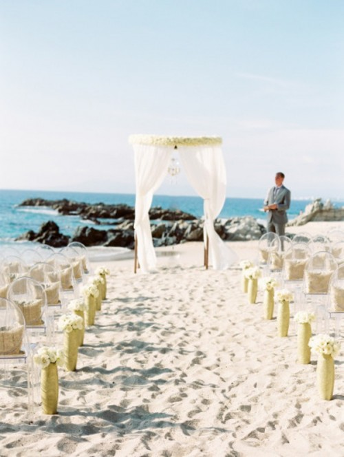 Details We Love For Beach Weddings