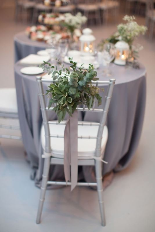 Picture Of enchanting winter wedding ideas in grey shades  4