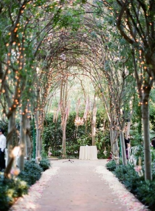 25 Adorable Ideas We Love For Garden Weddings Weddingomania