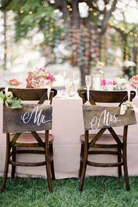 Picture Of ideas we love for garden weddings  11