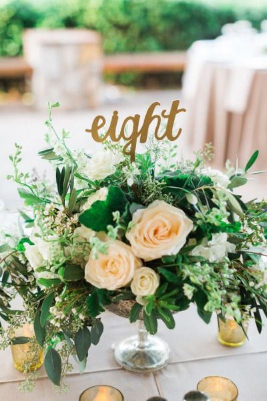 Picture Of ideas we love for garden weddings  16