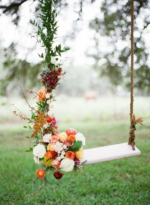 Picture Of ideas we love for garden weddings  21