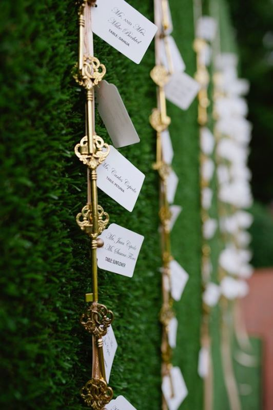 Picture Of ideas we love for garden weddings  24