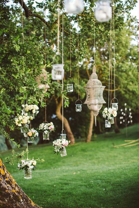 Picture Of ideas we love for garden weddings  25