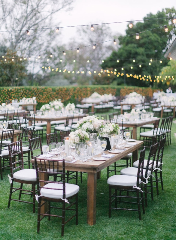 Picture Of ideas we love for garden weddings  6