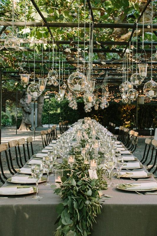 Picture Of ideas we love for garden weddings  7