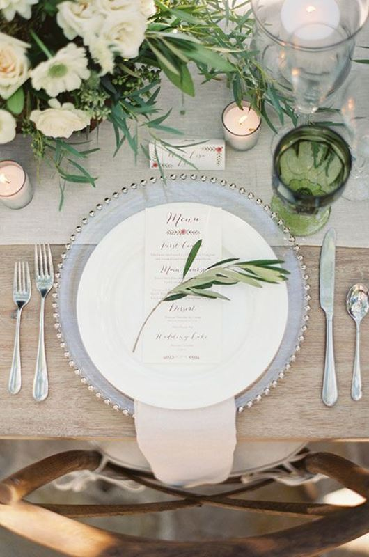 Picture Of ideas we love for garden weddings  9