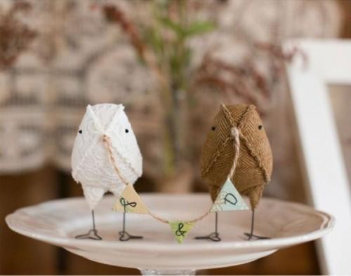 Love Birds Wedding Inspirational Ideas