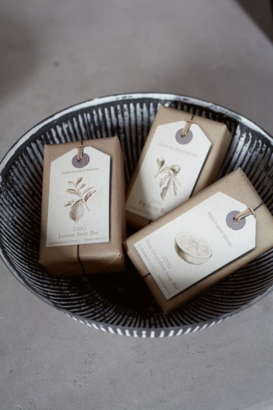 handmade soaps with various aromas and ingredients are a great idea if you love soap making