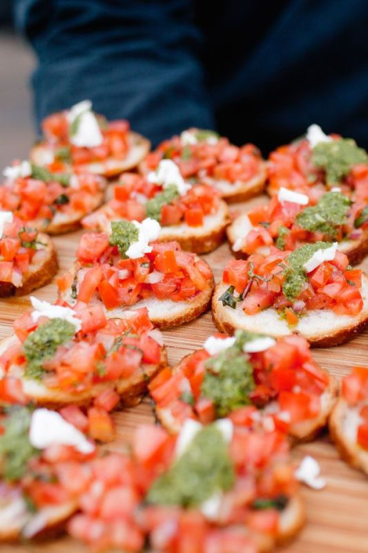 Picture Of most delicious cocktail hour appetizers your guests will love  2