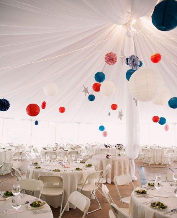 Picture Of stunning lantern wedding lightning and decor ideas  18