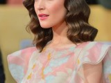 vintage Hollywood waves on short hair are classics that always works, whatever hair color you have