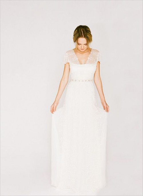 Stunning Wedding Dresses For A Traditional Ceremony