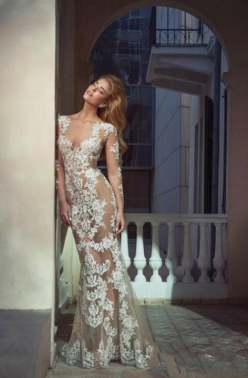 Wedding dresses: contemporary wedding dresses