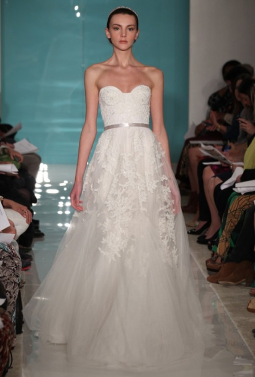 Swoon Worthy Modern Lacey Wedding Dresses