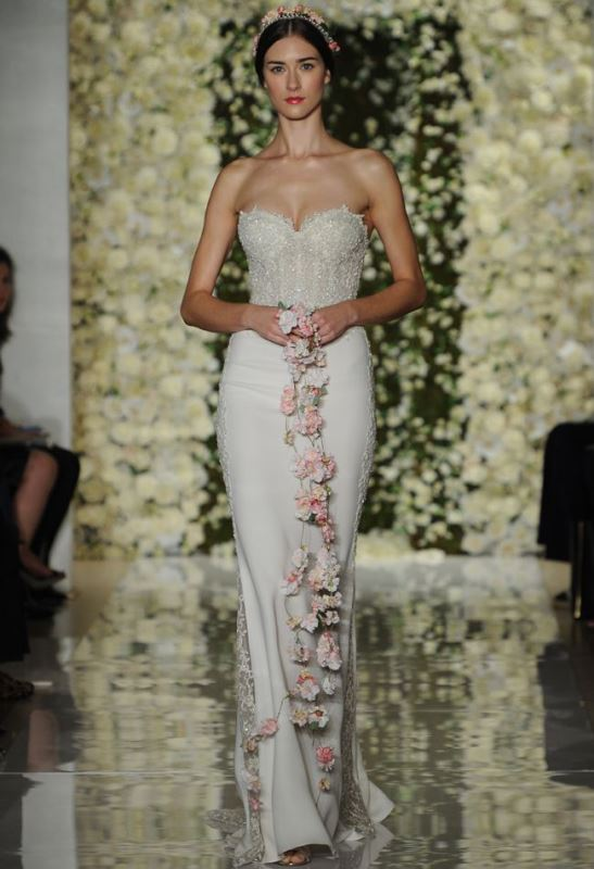 Picture Of swoon worthy sheath wedding dresses  11
