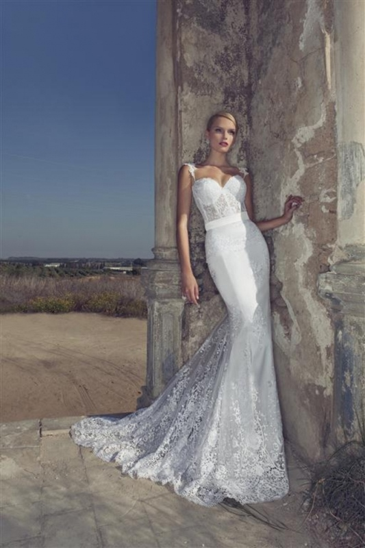 Picture Of swoon worthy sheath wedding dresses  14