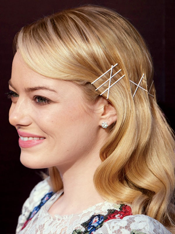 Picture Of trendy and impossibly beautiful bridal accessorized hairstyles  9
