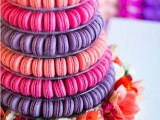 25-trendy-and-unique-macaron-tower-wedding-cakes-22