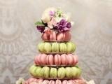 25-trendy-and-unique-macaron-tower-wedding-cakes-6