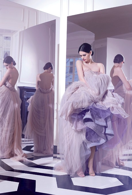 Trendy Pastel Wedding Gowns Ideas