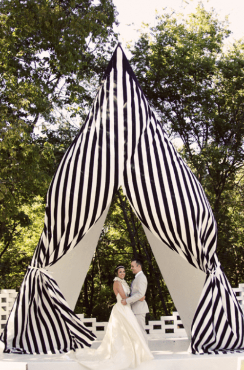 25 Unique And Special Wedding Tents Ideas