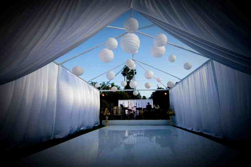 & Picture Of Unique And Special Wedding Tents Ideas