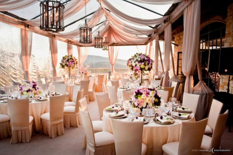 25 Unique And Special Wedding Tents Ideas Weddingomania