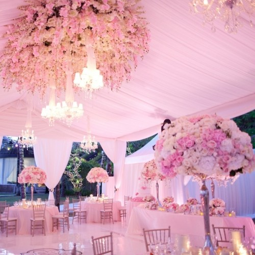 Unique And Special Wedding Tents Ideas