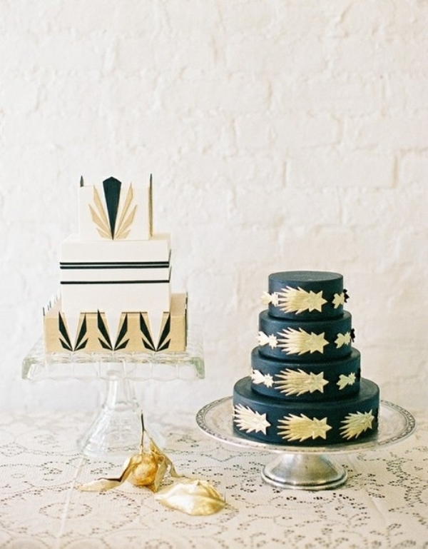 Picture Of vintage inspired great gatsby themed rehearsal dinner ideas  11