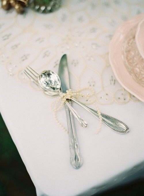 Vintage Inspired Great Gatsby Themed Rehearsal Dinner Ideas