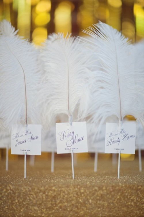 25 Vintage-Inspired Great Gatsby Themed Rehearsal Dinner Ideas ...