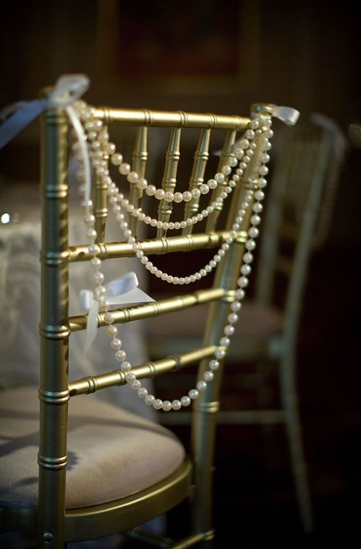Picture Of vintage inspired great gatsby themed rehearsal dinner ideas  5
