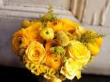 25 Yellow Wedding Bouquets