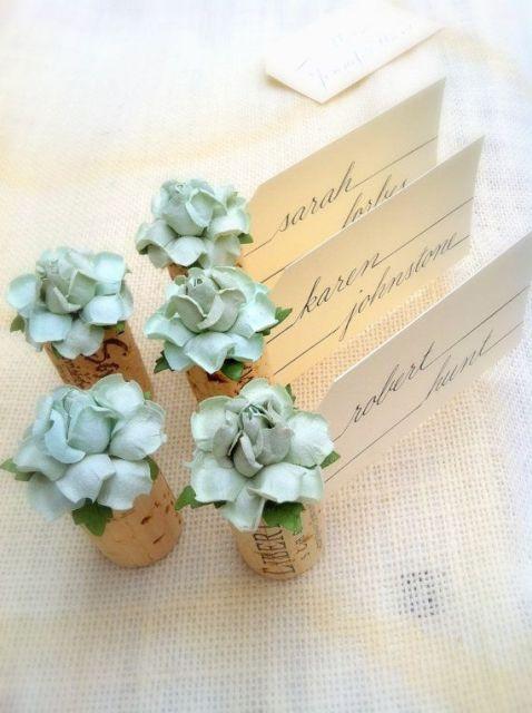 26 Unique Wine Cork Wedding Décor Ideas - Weddingomania