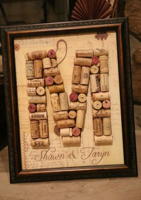 26 Unique Wine Cork Wedding D 233 Cor Ideas Weddingomania