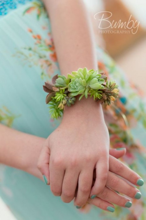 Awesome Ways To Use Succulents In Your Wedding