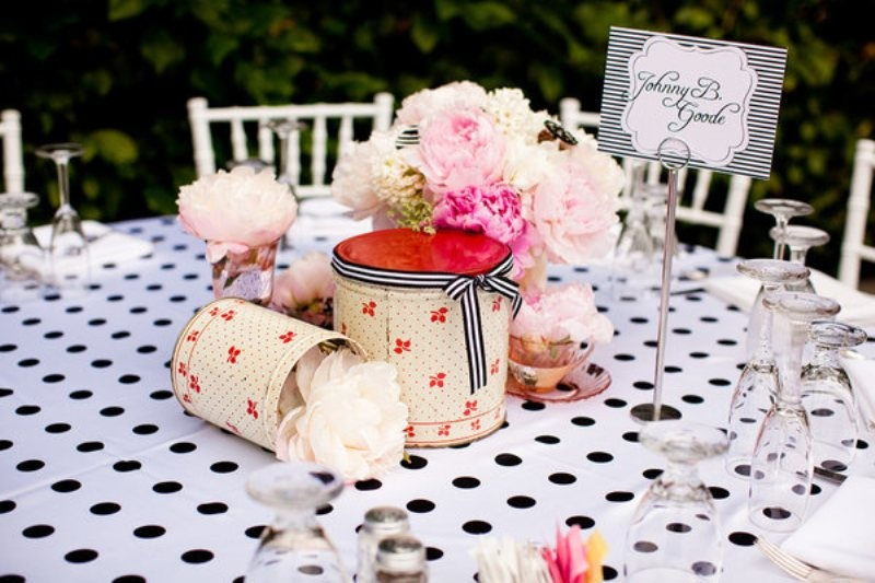 Picture Of trendy printed tablecloth wedding inspirational ideas  26