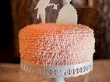 27 Adorable Silhouette Wedding Cake Toppers Ideas