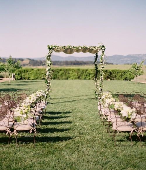 backyard wedding decor Archives Weddingomania