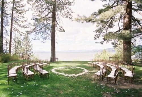 27 Clever Ways To Seat Your Guests At The Wedding Ceremony