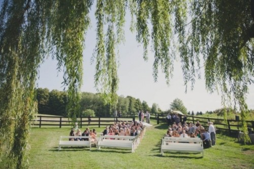 Clever Way To Seat Your Wedding Guests At The Wedding Ceremony