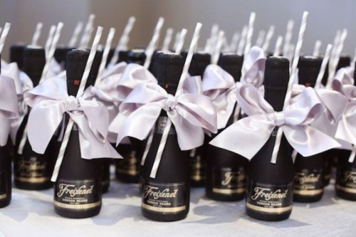 Coolest Drinkable Wedding Guest Favors