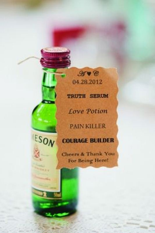 Picture Of coolest drinkable wedding guest favors  8